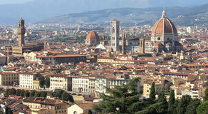 Free View At The Monuments Of Florence, Italy Royalty Free Stock Photography - 27216487