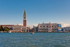 View At The San Marco Square Stock Photos