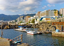 View of Atami Royalty Free Stock Images