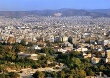 View at Athens Stock Photos