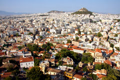 View of Athens Stock Images