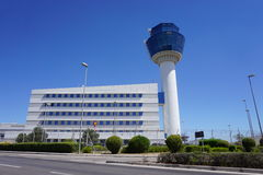View of the Athens International Airport Eleftherios Venizelos ATH Stock Photos