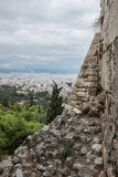 A view of Athens Stock Images
