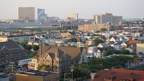 View of Atlantic City in New Jersey Royalty Free Stock Photo
