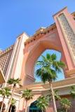 View Atlantis Hotel  in Dubai, UAE Stock Images
