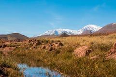 View the Atlas mountains of Morocco Stock Photos