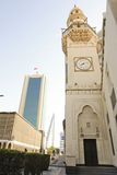 A view from Bahrain royalty free stock photo