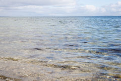 View on the baltic sea in Copenhagen Stock Photography