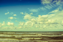View of Baltic sea Stock Image