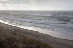 View of the Baltic Sea. Royalty Free Stock Photos