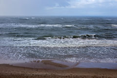 View of the Baltic Sea. Royalty Free Stock Photography