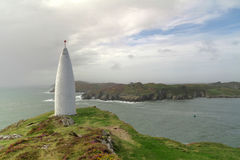 View from Baltimore Beacon, Co. Cork - Ireland Stock Photo