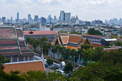 View of Bangkok Stock Photo