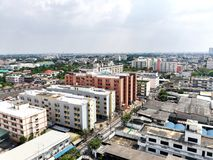 View of Bangkok Bangkae. 