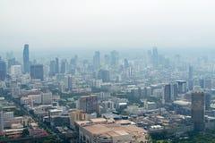 View of Bangkok Stock Image