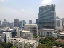 View of Bangkok Royalty Free Stock Images