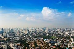 View of Bangkok city Stock Images