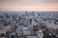 View of Bangkok City Thailand Royalty Free Stock Images