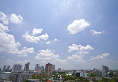 View of Bangkok landscape, Thailand Stock Photo