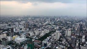 View Bangkok stock footage