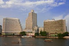 View of Bangkok, Thailand Royalty Free Stock Images