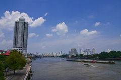 View of Bangkok, Thailand Stock Photo