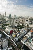 View of bangkok Royalty Free Stock Images