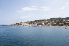 View Banyol-Sur-Mer in France Stock Photography