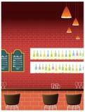 The view of bar Stock Photos