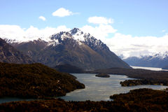 View at Bariloche Royalty Free Stock Image