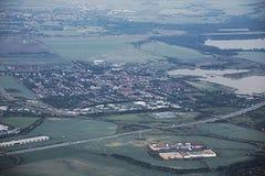 View of Barleben Royalty Free Stock Images