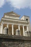 View of Basilica di San Marino Royalty Free Stock Image