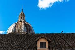 View of Basilica di San Pietro in Vaticano Stock Photos