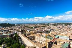 View of Basilica di San Pietro in Vaticano Royalty Free Stock Image