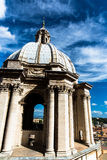 View of Basilica di San Pietro in Vaticano Royalty Free Stock Photography