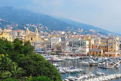 View of Bastia Royalty Free Stock Photo
