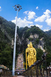 View of Batu cave Stock Photos