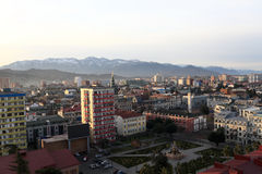 View of Batumi Royalty Free Stock Image