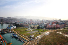 View of Batumi Stock Image