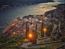 Kotor in Montenegro royalty free stock images