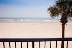 View of the Beach Royalty Free Stock Images
