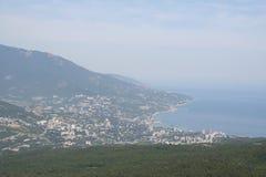View of beach. Royalty Free Stock Photos