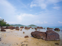 View of a beach Stock Photos