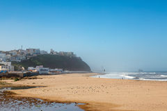 View of the beach in Sidi Ifni Stock Photography