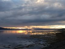 View of the Beauly Firth Stock Photography