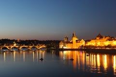 Stunning view of Prague.