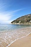 Forno beach Stock Image