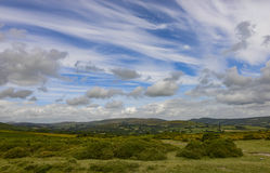View from Bel Tor Corner Royalty Free Stock Photos