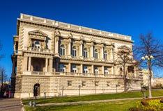 View of Belgrade City Hall Stock Photography