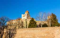 View of Belgrade Fortress Stock Photos